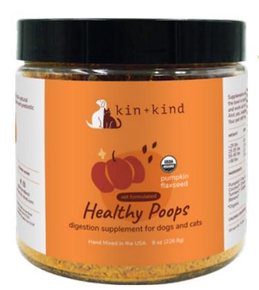 kin + kind Healthy Poops (Formerly Pumpkin Boost)