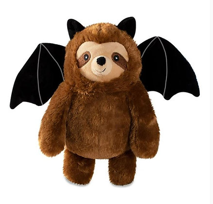 Bat Sloth Dog Squeaky Plush Toy
