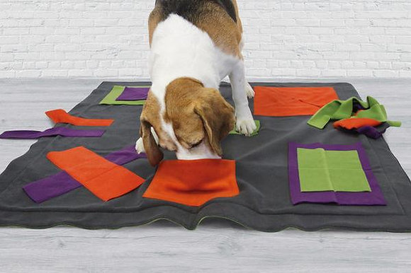 Knauder's Best Sniff Pad (Sniff and Search Game for Dogs)