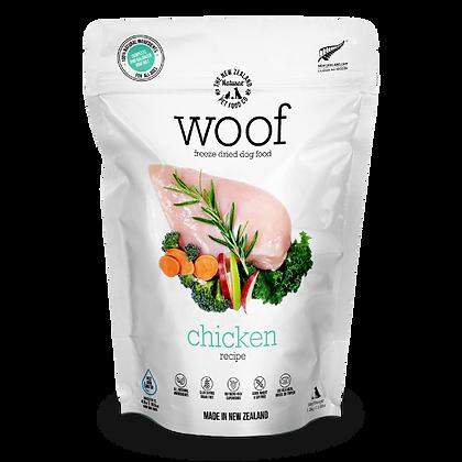 Woof Freeze Dried Raw Dog Food (Chicken)