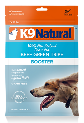K9 Natural Freeze Dried Beef Tripe Topper (250g)
