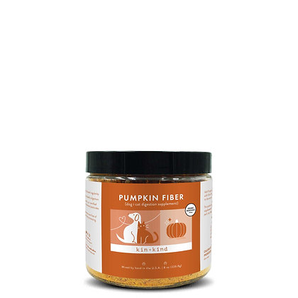 kin + kind Pumpkin Boost (Stomach and Bowel Support for Dogs and Cats)
