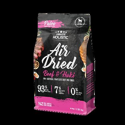 Absolute Holistic Air Dried Dog Food 1kg