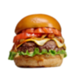 Design a website that is like looking at a mouthwatering burger