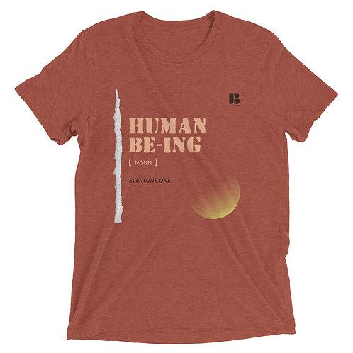 Human BEing Short Sleeve T-Shirt