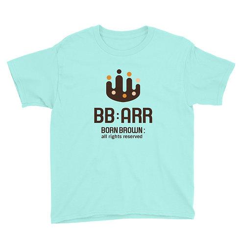 Tribal Journeys Youth Short Sleeve T-Shirt