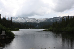 Twin Lakes - Mammoth, CA