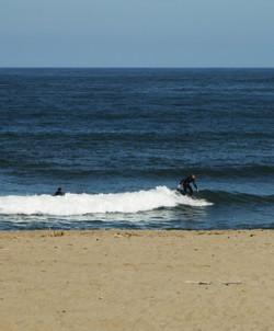 Surfers - Ventura Harbor