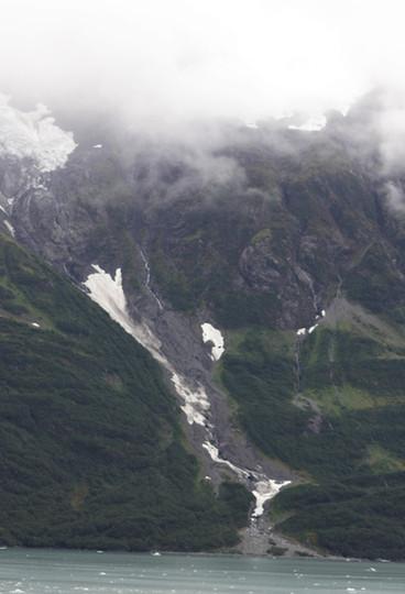 Dramatic Alaskan Hills