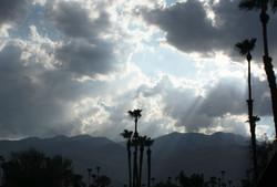 Desert Storm Clouds 2