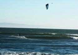Ventura Beach WindSurfers 1