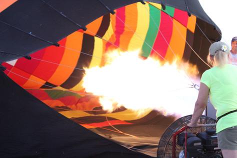 Salton Sea Balloon Festival 2 - 2017