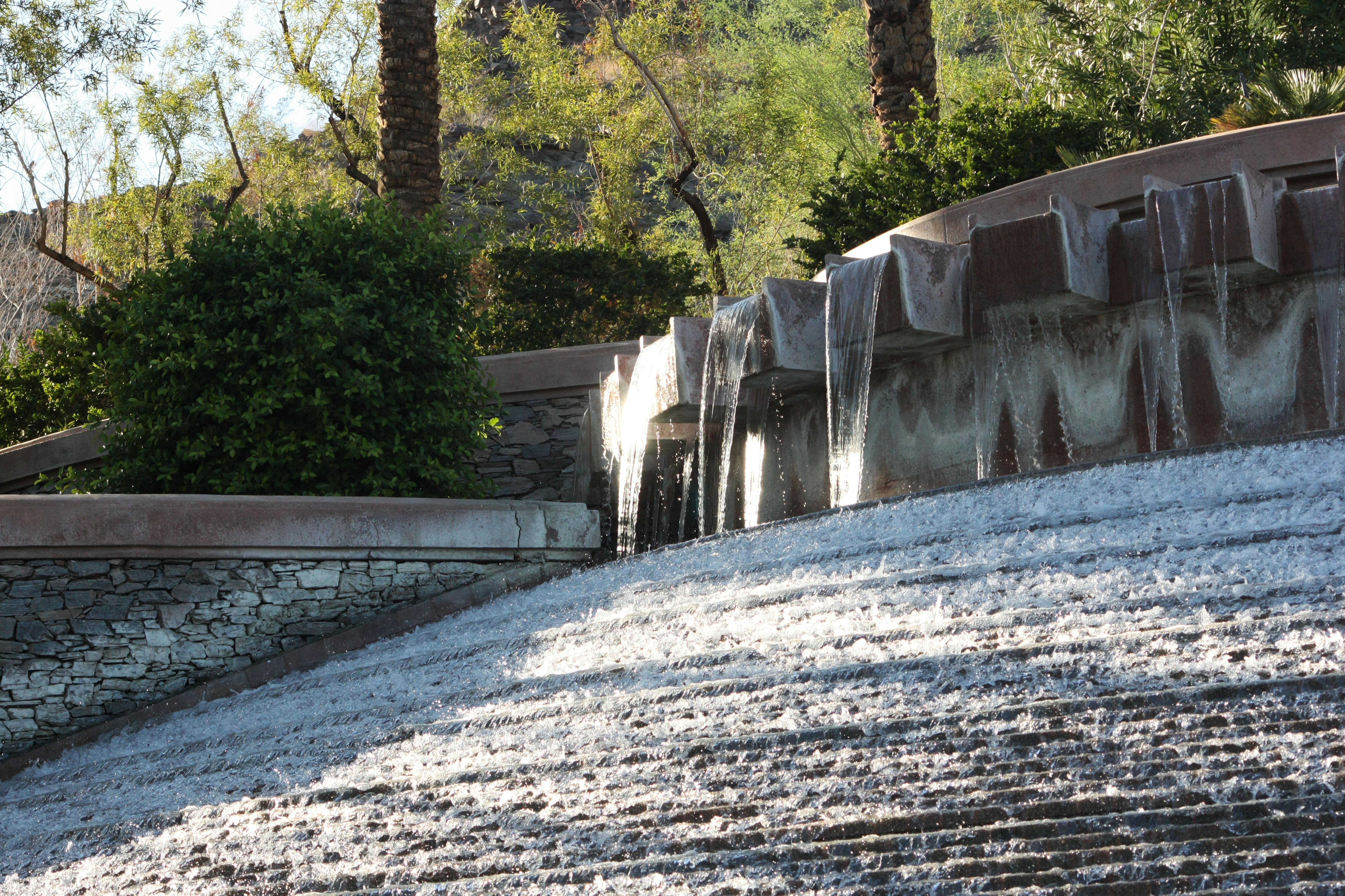 Rancho Mirage Foutain 1