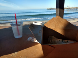 Breakfast at the Beach - San Clement