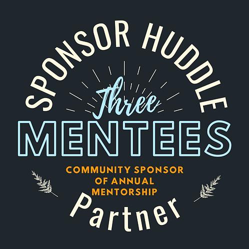 Sponsorship 3 Student Mentees