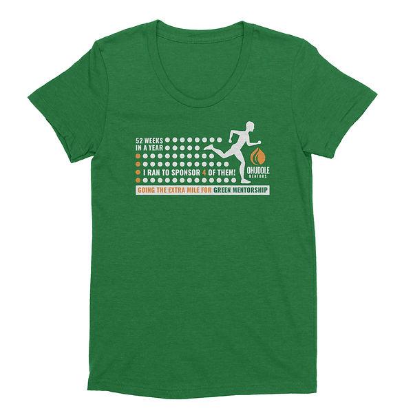 Exta Mile for Green Mentorship Tshirt (1