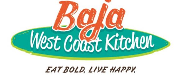 Baja West Coast Kitchen Menu