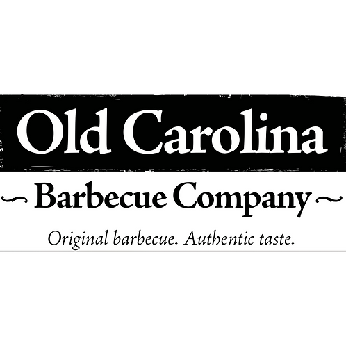 Old Carolina Menu