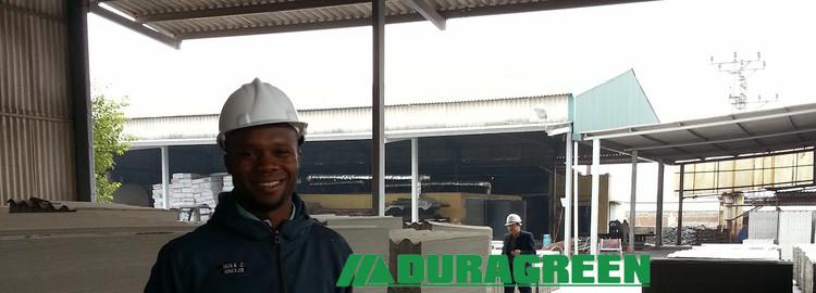 Duragreen non asbestos corrugated sheet
