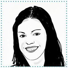 Jen Vlassis: Graphikdesignerin