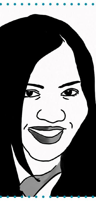 Ayu Putri: Secretary (ID)