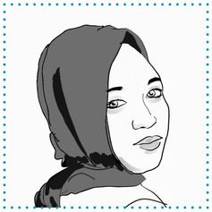 Shaffira Gayatri: Gründerin & Kassierin (IDN)