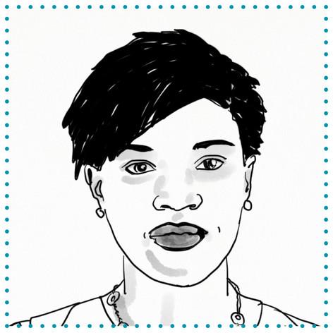 Nana Akyaa Aforo-Banuah: Beautftragte Öffentlichkeitsarbeit