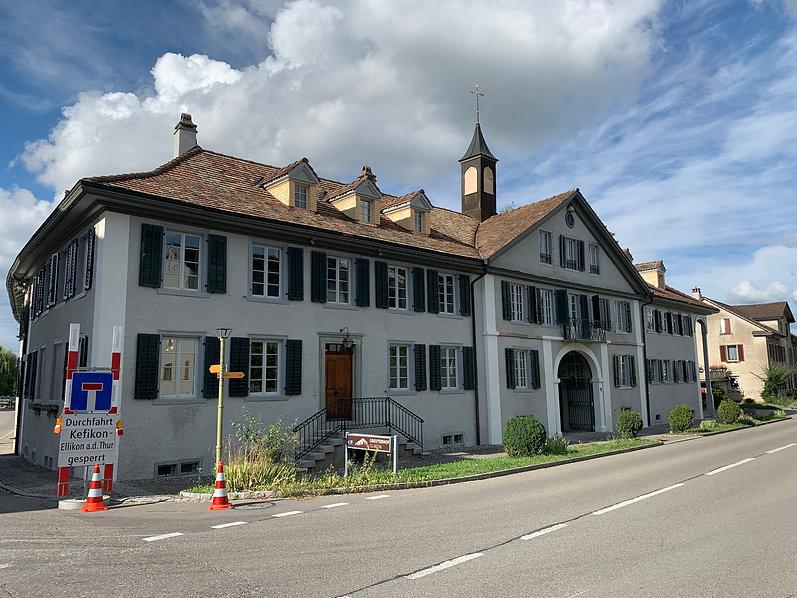 Greuterhof Südfassade 2