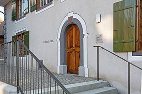Gemeindehaus Stettfurt