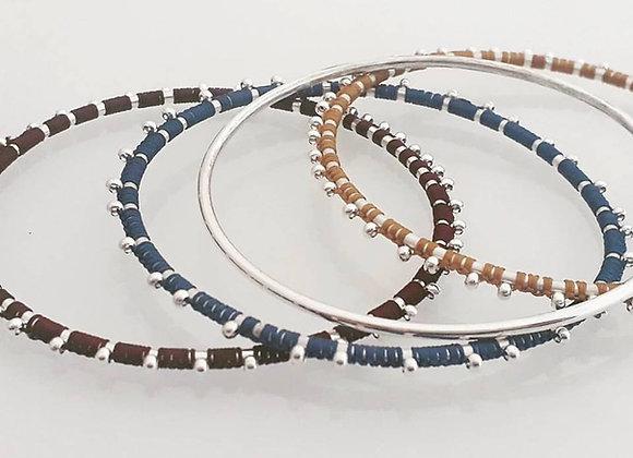 "UrAfricanTouch ""Franges"" - Bracelets"