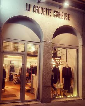 """Boutique """"la chouette curieus"""