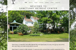 Sanctuary Retreat Center website 2016