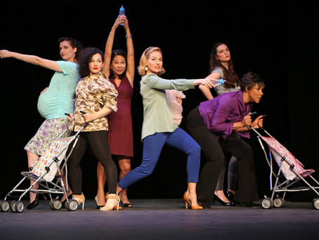 URBAN MOMFARE Selected to Extend its Run in the 2014 FringNYC Encore Series!