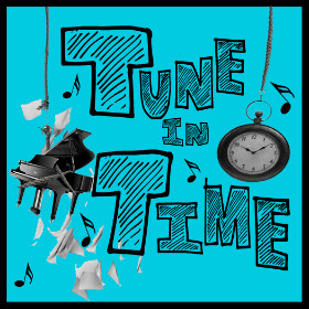 """Proud to be selected as a part of """"Tune In Time"""""""