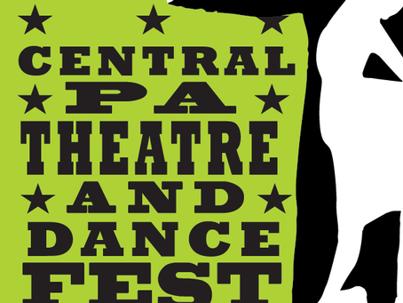 Short play WHOSE PLOT IS THIS? selected to be part of the Central PA Theatre & Dance Fest Playwr