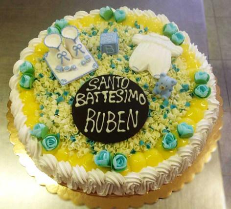 Battesimo Ruben
