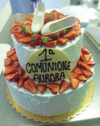 Comunione-Aurora