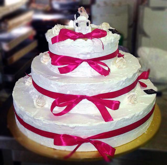 Torta-Matrimonio-Fiocchi-Rosa