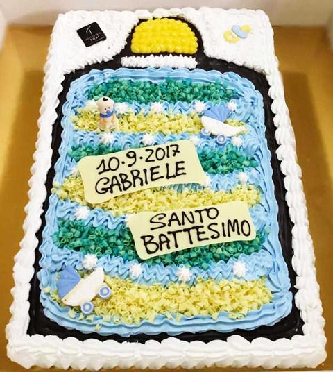 Battesimo Gabriele