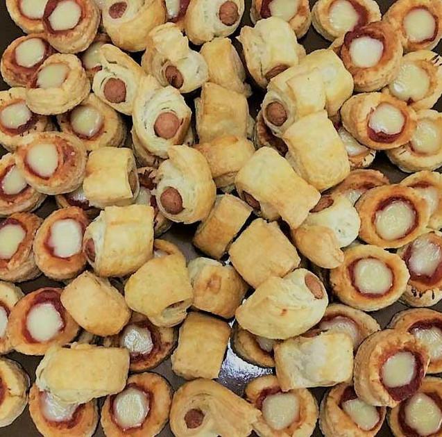 Wurstel-e-Pizzette.