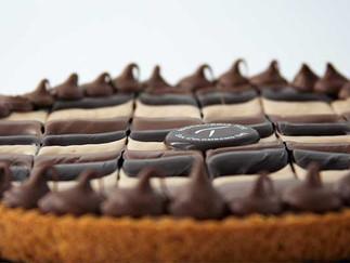 Torta Tris di Cioccolati