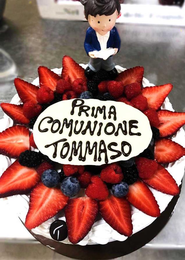 Comunione-Tommaso