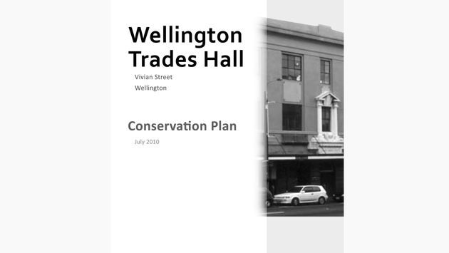 Wellington Trades Hall