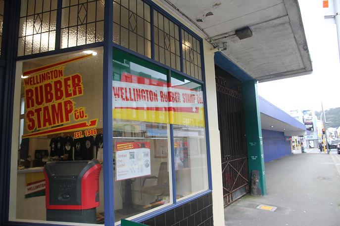 heritage shopfront