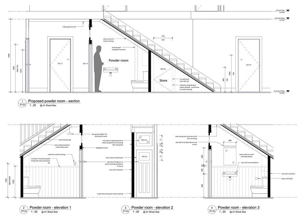 18 08 06 - 118 Waipapa Rd - Proposed pow