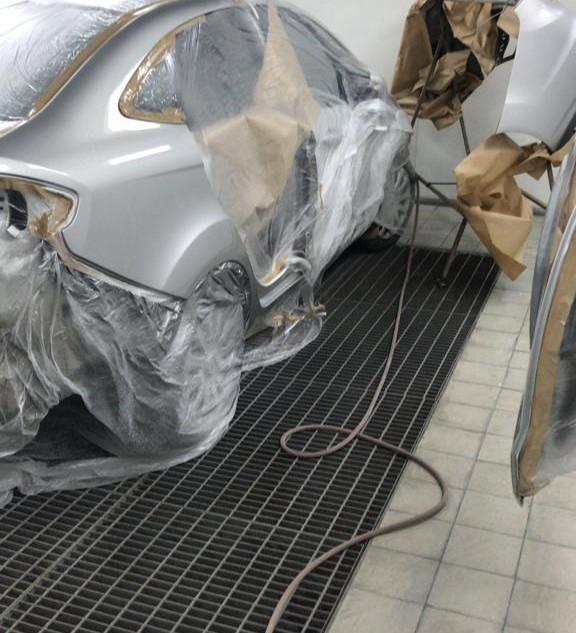 Ремонт и покраска кузова