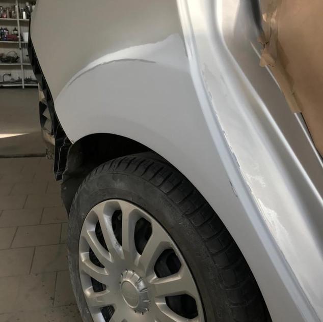 Ремонт кузова автомобиля