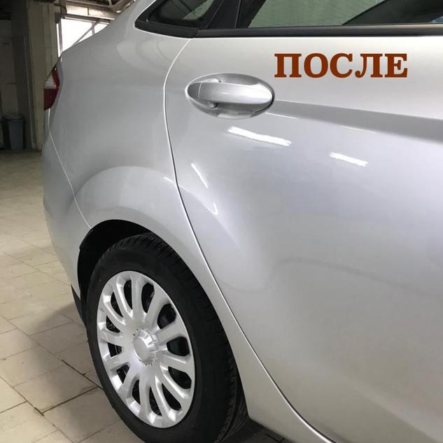 Ремонт повреждений кузова