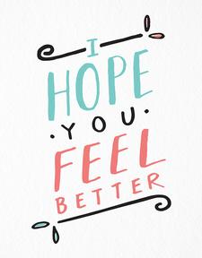 Feel Better List