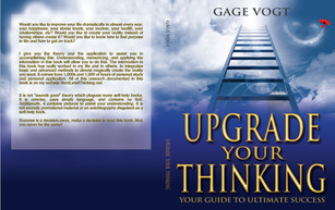 Upgrade Your Thinking Paperback and 5th edition and Audiobook available